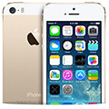 iPhone 5S guld